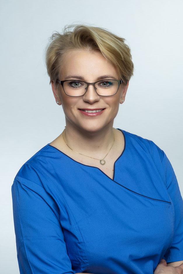 dr n. med. Joanna Jędrys